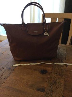 Picard Pouch Bag cognac-coloured