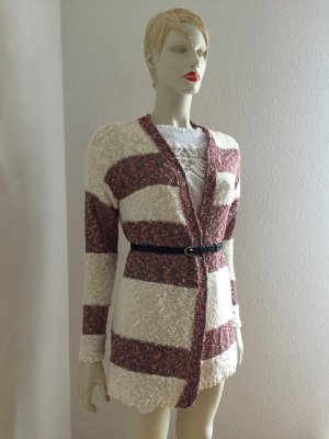 edc by Esprit Knitted Coat multicolored cotton