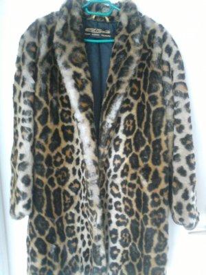 Toller Leoparden Kuschelmantel