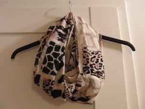 Toller Loop-Schal von H&M mit Mustermix
