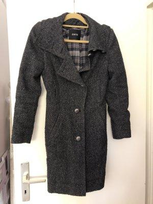 Zero Winter Coat black-dark grey