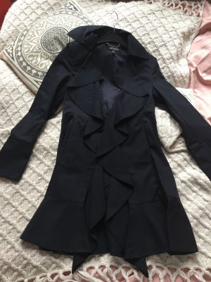 Apart Short Coat dark blue