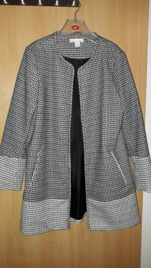 H&M Manteau court multicolore polyester