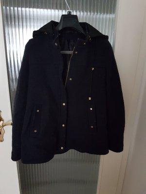 Toller Mantel in dunkelblau von Zara♡