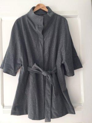 Toller Mantel mit halblangen Ärmeln