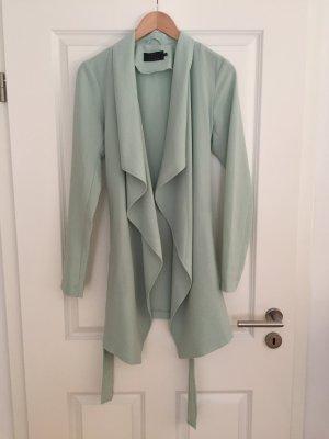 Toller Mantel/ Trenchcoat in mintgrün von Only NEU, Gr. S