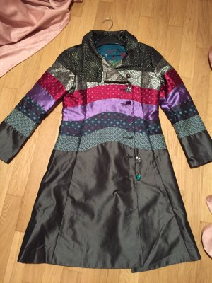Desigual Coat multicolored
