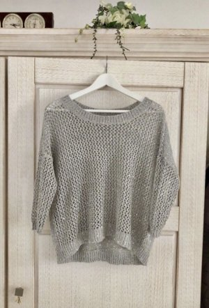 Toller Metallic Pullover von Only