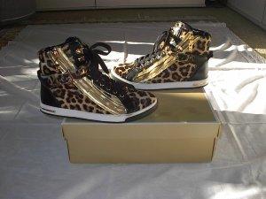Toller Michael Kors Sneaker Glam leo /NP269EUR /