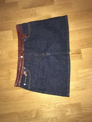 Toller Mini-Jeansrock von D&G