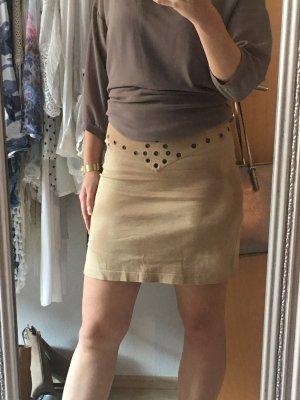 Ana Alcazar Mini-jupe multicolore