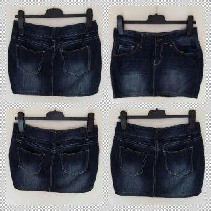 Toller moderner jeansmini