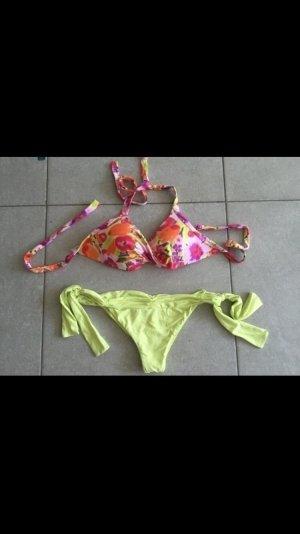 Toller neon calzedonia Bikini