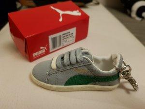 Puma Key Chain light grey