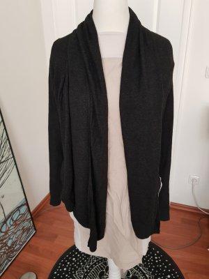 toller neuwertiger cardigan schwarz gr.s/m