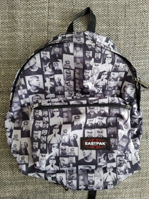 Eastpak School Backpack light grey-grey