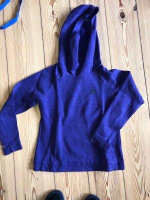 Nike Jersey con capucha violeta oscuro