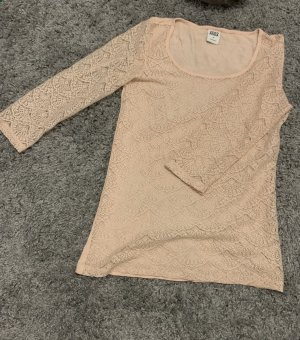 Vero Moda Jersey de manga corta rosa empolvado