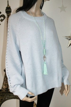 H&M Sweater lichtblauw-lichtblauw