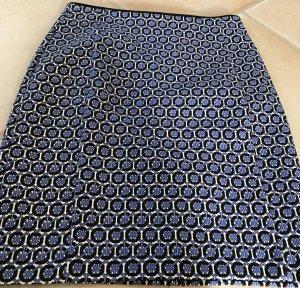 Toller Rock H&M Röcke Business neuwertig mit Etikett schönes Muster Gr S 36