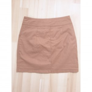 H&M Miniskirt light brown