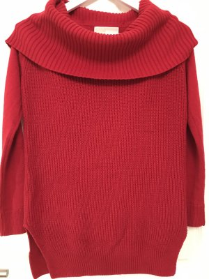 Toller roter Pullover von Michael Kors