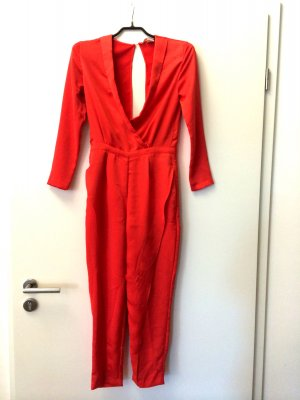 TOLLER ROTER SEXY OVERALL von H&M, Gr. 32