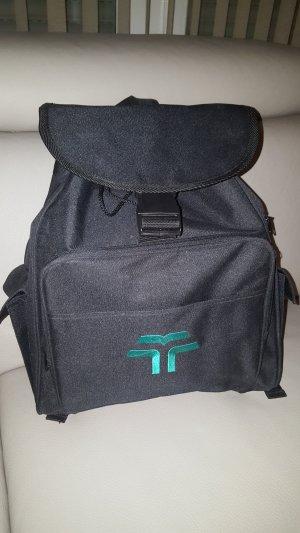 Toller Rucksack mit viel Stauraum, schwarz