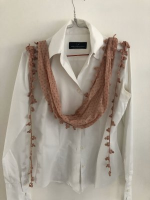 Opus Scarf rose-gold-coloured