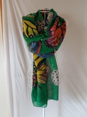 Toller Schal mit Schmetterlingen
