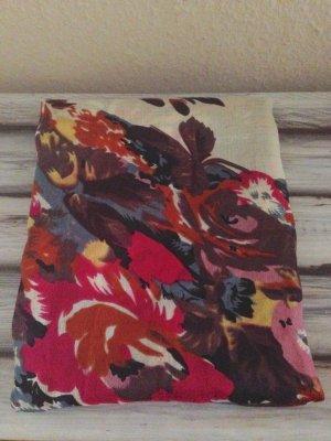 Toller Schal Tuch mit Blumenmuster