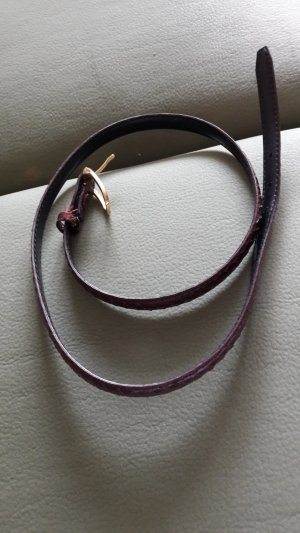 C&A Leather Belt multicolored leather