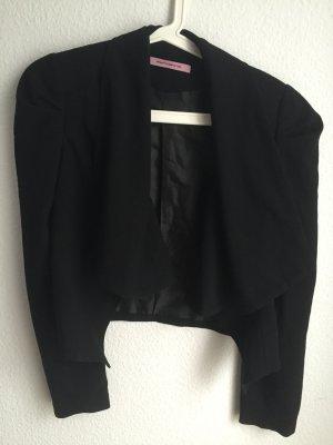 Toller schwarzer Blazer mit schönen Details von Fornarina