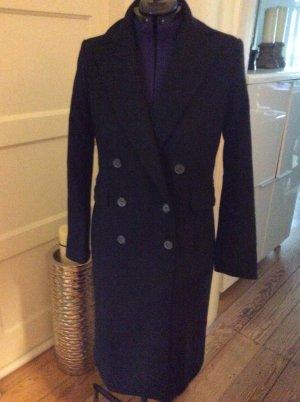 Toller schwarzer Mantel