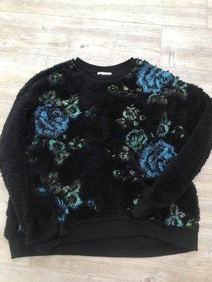 Zara Trafaluc Jersey de cuello redondo multicolor