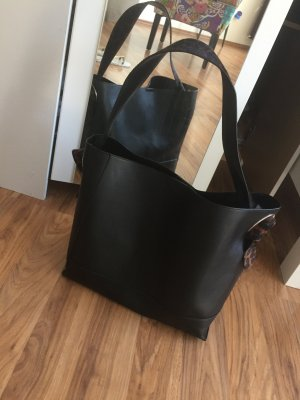 Toller Shopper in Material Mix