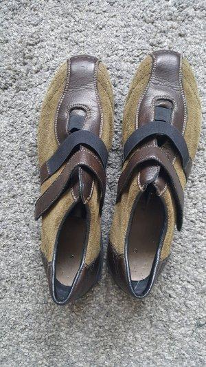 Rieker Sneaker con strappi multicolore