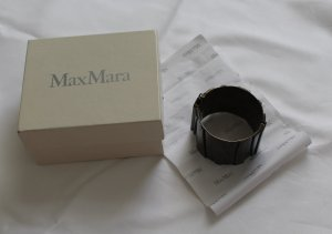 Max Mara Bangle antraciet-zilver