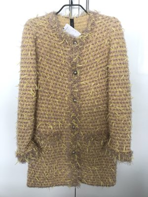 Marc Cain Knitted Coat multicolored