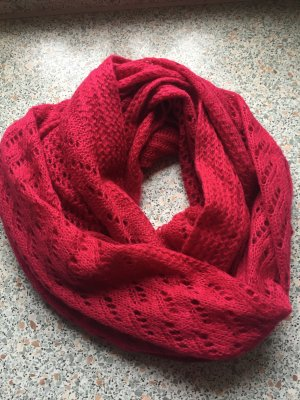 Knitted Scarf magenta