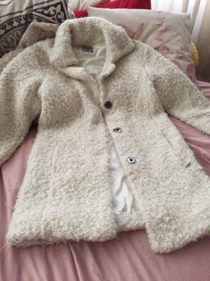 Guess Abrigo de invierno blanco puro
