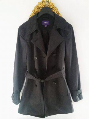 Mexx Trench Coat black-lilac