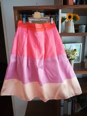 toller Tulpenrock in sommerlichen Bonbonfarben
