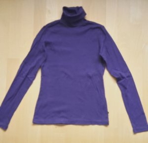 Vero Moda Turtleneck Sweater lilac-dark violet