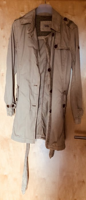 Camel Active Trench Coat light brown-camel