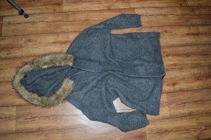Toller warmer Cardigan mit Kaputze Gr. 42 Pimkie