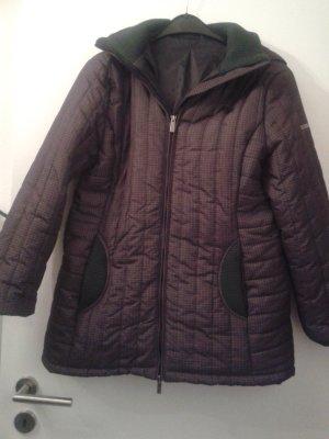 toller warmer Parker / weiche warme Jacke m Kapuze Gr. XL  - anthrazit - NEU !!