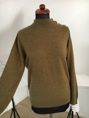 Atmosphere Crewneck Sweater ocher