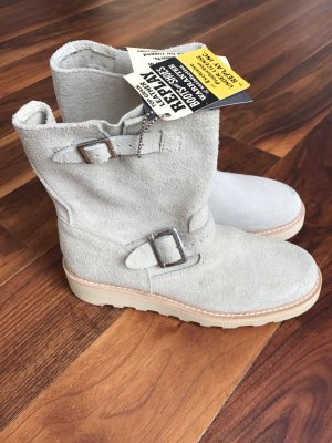 Replay Boots multicolored suede