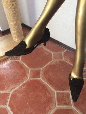 Toller Wildleder Schuh von ZARA